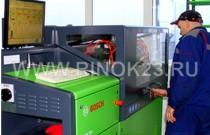 Стендовая проверка и ремонт ТНВД фирмы Bosch / Zexel / Denso / Delphi на СТО Бош Дизель Центр в Краснодаре