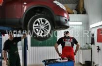 Ремонт Японских автомобилей в Краснодаре автосервис LEXUS TOYOTA