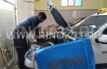 ГАЗ на авто установка ГБО в Краснодаре автосервис СПЕКТР ГАЗ