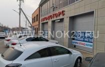 Установка ГБО на авто в пгт. Яблоновский СТО Спектр ГАЗ