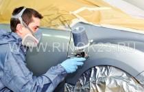 Кузовной центр BOSCH AUTOSERVICE - рихтовка покраска автомобиля
