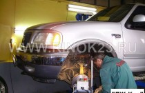 Проточка тормозных дисков без снятия с авто Краснодар СТО ДЖ-Кар