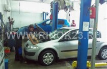 Ремонт Renault Peugeot Citroen Краснодар СТО Автофранс-23