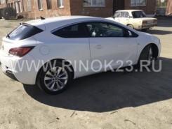 Opel Astra GTC 2012 Купе Крымск