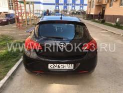 Opel Astra 2012 Хетчбэк Краснодар