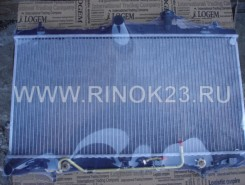 Радиатор охлаждения двигателя Hyundai Accent 1.6 л. с АКПП в Краснодаре