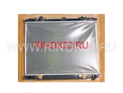 Радиатор охлаждения двигателя KIA Picanto в Краснодаре