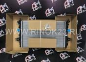 Радиатор охлаждения Opel Astra H 1.4-1.6 Опель Краснодар