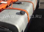Бак алюминиевый DAF XF 95