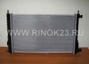 Радиатор охлаждения двигателя Honda Краснодар