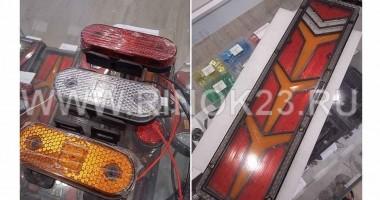 Освещение грузовиков в современных дорожных условиях