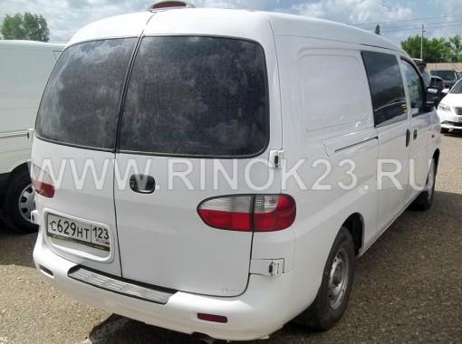 Hyundai Starex 2014 г. турбодизель 2.5 л. МКПП Фургон в Краснодаре