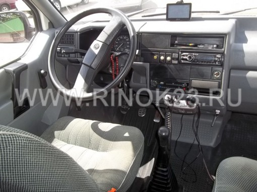 Volkswagen T4 1992 г. дизель 1.9 л. МКПП Микроавтобус