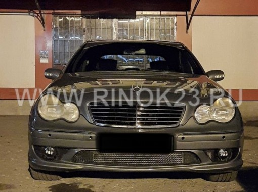 Mercedes-Benz C200 2003 Седан Архипо Осиповка