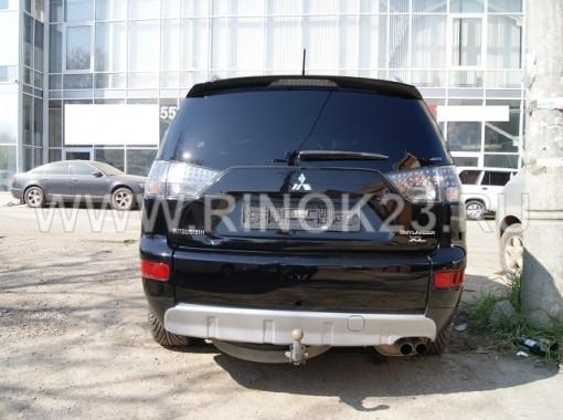 Mitsubishi Outlander 2007 г. 3.0 л. АКПП 4 WD Кроссовер