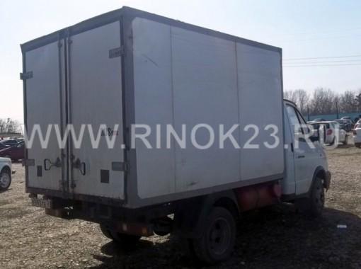 ГАЗ 3302, 2014 г. дв. 406 газ/бензин, термобудка