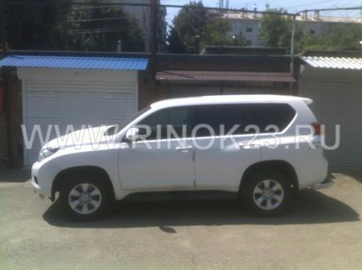 Toyota Land Cruiser Prado 2012, дизель 3.0 л. Внедорожник