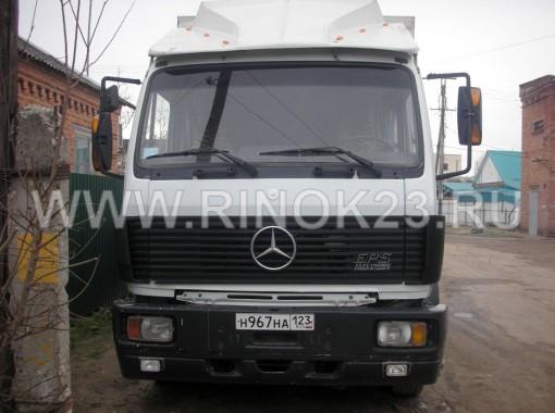Mercedes-Benz 2433 1990 Фургон
