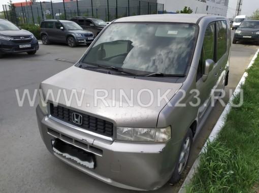 Honda Mobilio Spike 2002 Хетчбэк Крымск