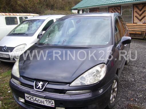 Peugeot 807 2004 Минивэн Сочи