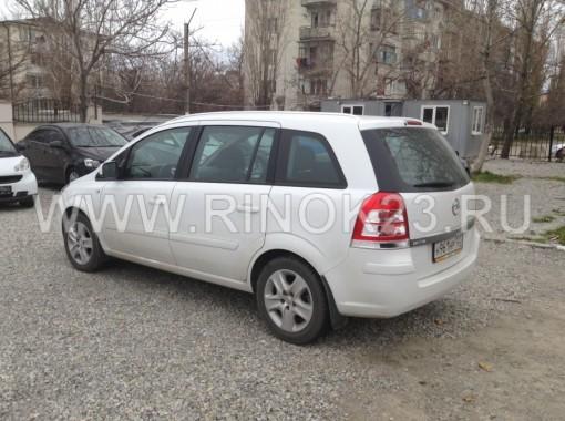 Opel Zafira 2013 Минивэн