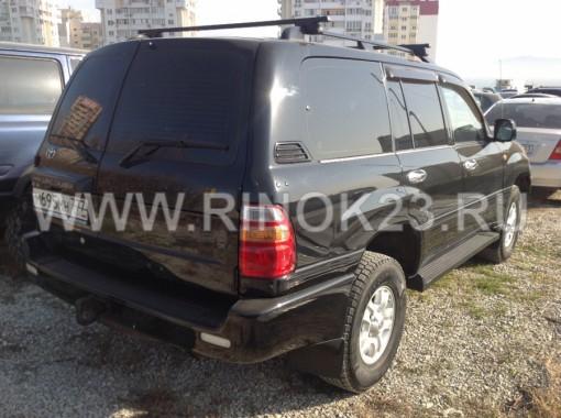 Toyota Land Cruiser 100 2000 Внедорожник Новороссийск