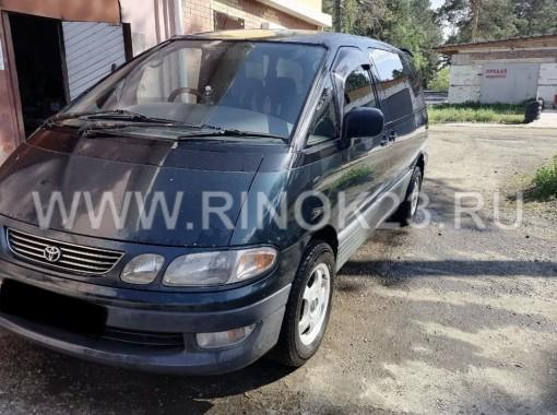Toyota Estima Emina 1997 Минивэн Крымск