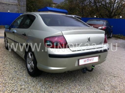 Peugeot 407, 2014 г. 1.8 л. МКПП Седан