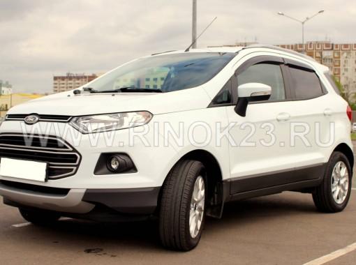 Ford EcoSport кроссовер 2015 г. бензин 1.6 л АКПП