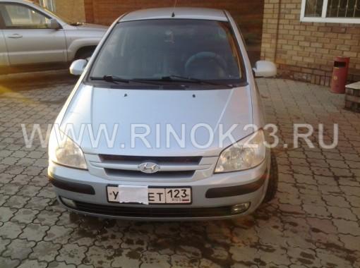 Hyundai Getz GLS 2005 бензин 1.3 л. АКПП