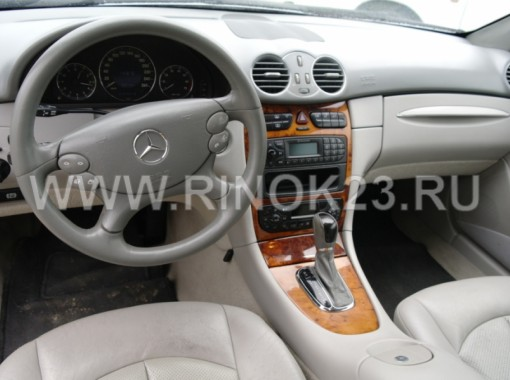Mercedes-Benz CLK 2003 Седан