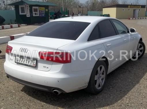 Audi A6 2013 Седан АКПП турбо