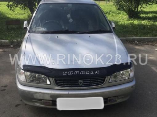 Toyota Corolla 1998 Седан Верхнебаканский