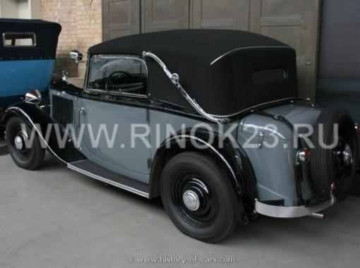 Mercedes-Benz W21 200 Cabriolet 1934 Кабриолет Славянск-на-Кубани