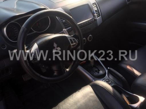 Mitsubishi Outlander  2007 Внедорожник Армавир