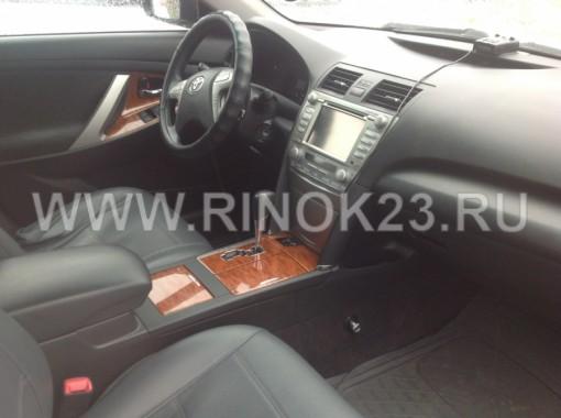 Toyota Camry 2010 г. дв. 2,4 л. АКПП Седан