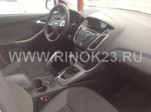 Ford Focus 2012 г. дв. 1,6 л. МКПП Хетчбэк
