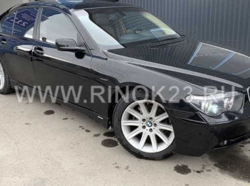 BMW 730 2004 Седан Краснодар