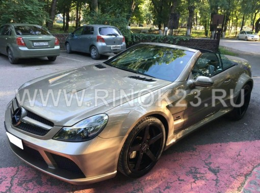 Mercedes-Benz SL-klasse AMG 55 2003 Родстер