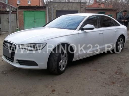 Audi A6 2014 г. дв. 2.0 л. АКПП Седан