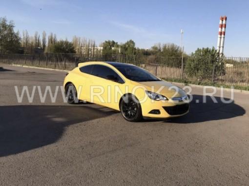 Opel Astra GTC 2012 Купе Геленджик