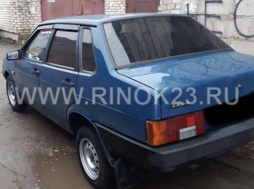 ВАЗ (LADA) 21099 2000 Седан Сенной