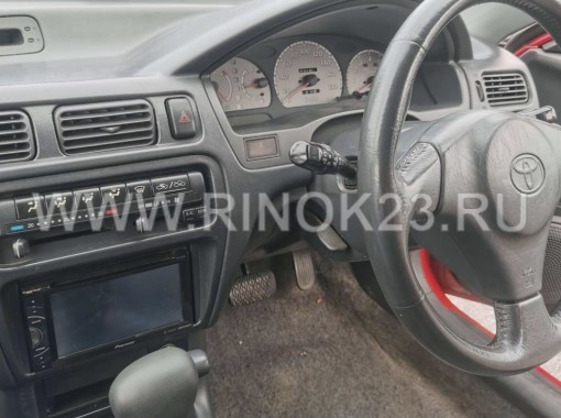 Toyota Cynos 1991 Седан Темрюк