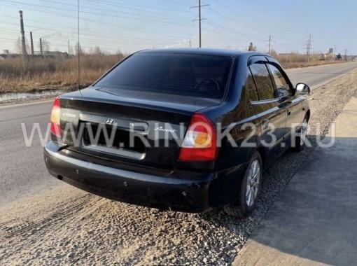 Hyundai Accent 2004 Седан Горный
