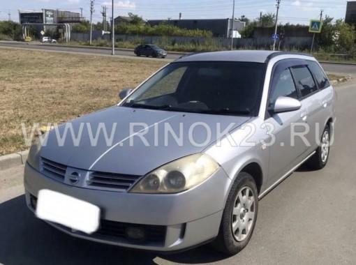 Nissan Wingroad 2004 Универсал Анапа