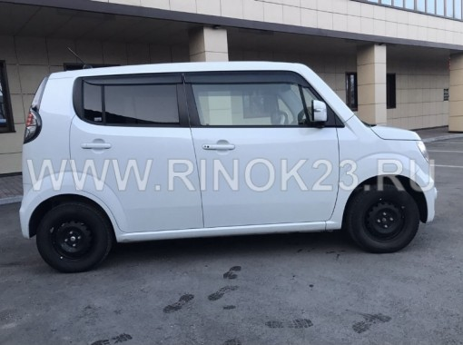 Nissan Moco 2014 Минивэн Гайдук