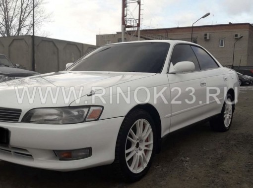 Toyota Mark 2 1993 Седан Крымск