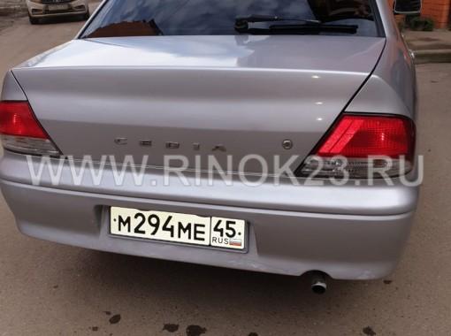 Mitsubishi Lancer Cedia 2001 Седан Краснодар