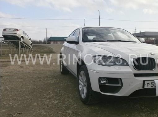 BMW X6  2012 Внедорожник ст. Воронежская