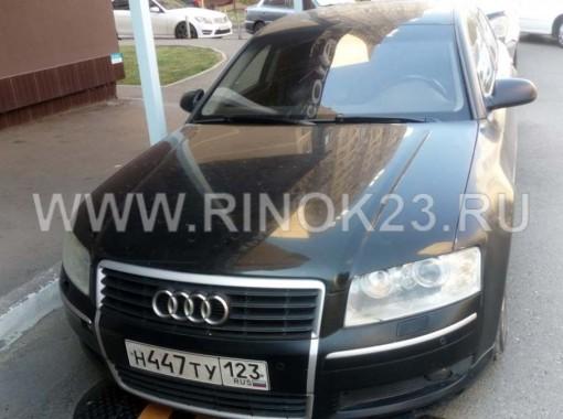 Audi A8 2003 Седан Краснодар